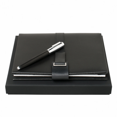 Picture of Hugo Boss Set Pure (rollerball pen & fol