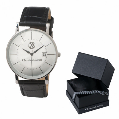 Picture of Christian Lacroix Date watch Sunray