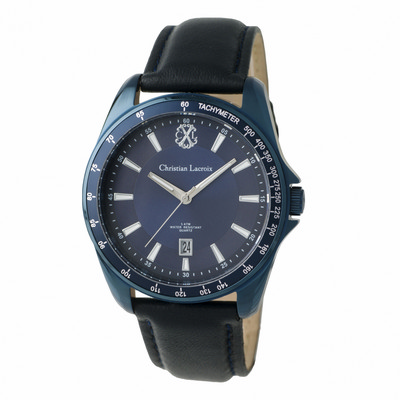 Picture of Christian Lacroix Date watch Element Navy