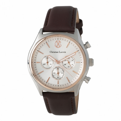 Picture of Christian Lacroix Chronograph More Chrome