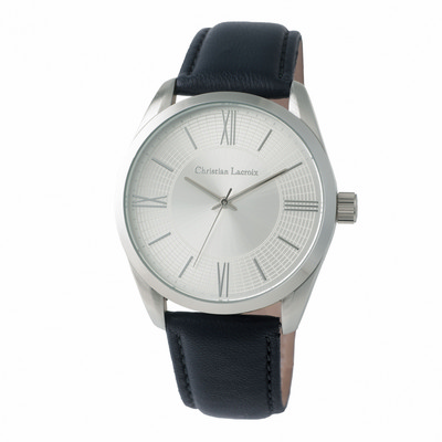 Picture of Christian Lacroix Watch Textus Leather B