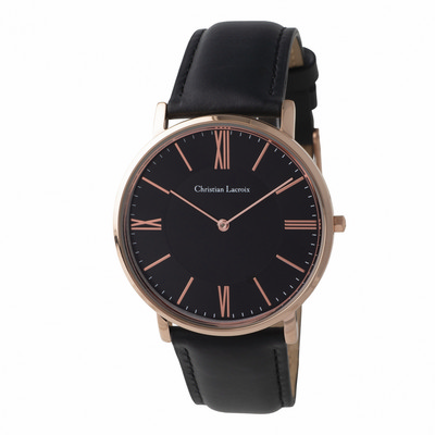 Picture of Christian Lacroix Watch Even Rose Gold