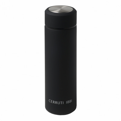 Picture of Cerruti 1881 Isothermal flask Zoom Black