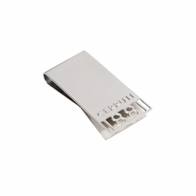 Picture of Cerruti 1881 Moneyclip Zoom Chrome