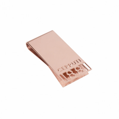 Picture of Cerruti 1881 Moneyclip Zoom Rose Gold