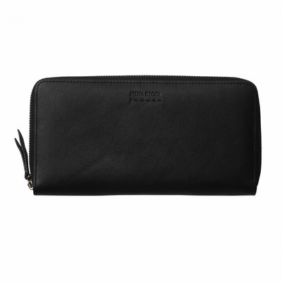 Picture of Nina Ricci Zipped wallet Sellier Noir
