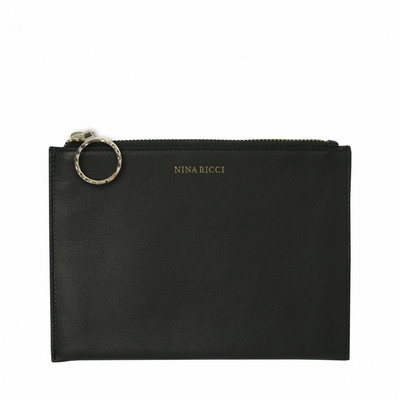 Picture of Nina Ricci Small clutch Boucle Noir