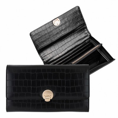Picture of Ungaro Lady wallet Lina Black