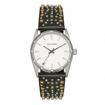 Picture of Zadig & Voltaire Watch Fusion Silver Bla