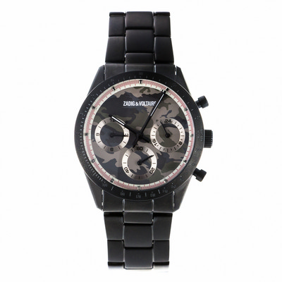 Picture of Zadig & Voltaire Chronograph Master Blac