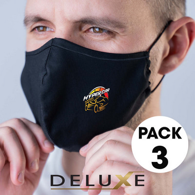 Picture of 3 Pack - Deluxe Face Masks