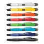 Nexus Multi-Function Pen - Coloured Barr