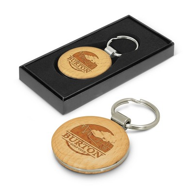 Picture of Echo Key Ring - Round