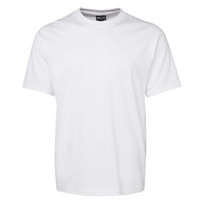 Picture of JBs White Tee 3XL - 5XL