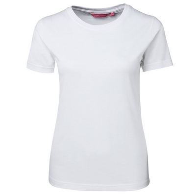 Picture of JBs Ladies White Tee