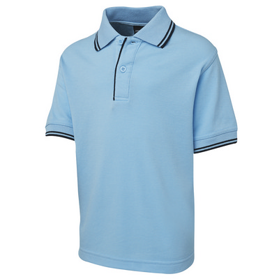 Picture of JBs Kids Contrast Polo