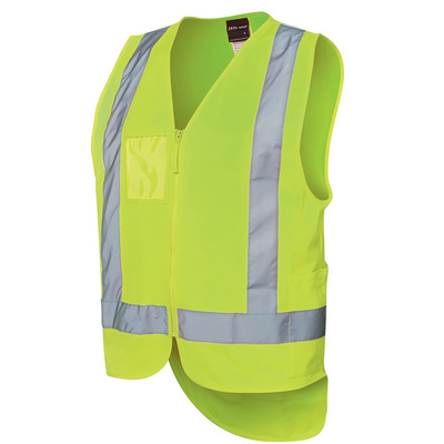 Picture of JBs Hv Zip Drop Tail H Pattern (D+N) Vest