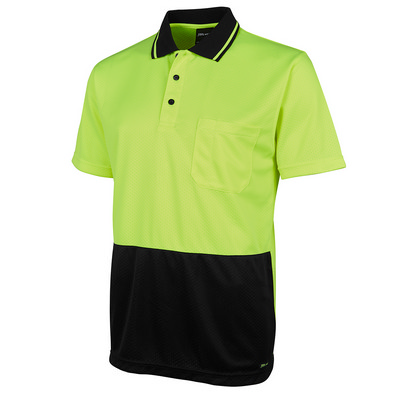 Picture of JBs Hv 4602.1 Jacquard Non Cuff Polo