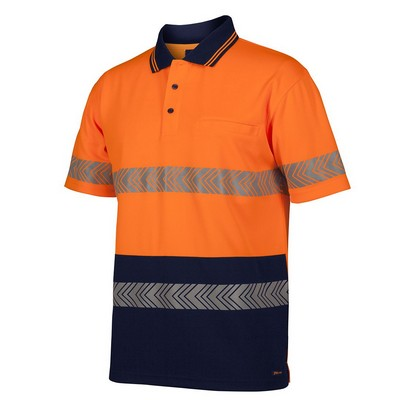 Picture of JBs Hv SS Segmented Tape Polo