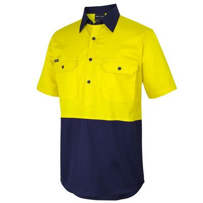 Picture of JBs Hv Close Front SS 150G Work Shirt