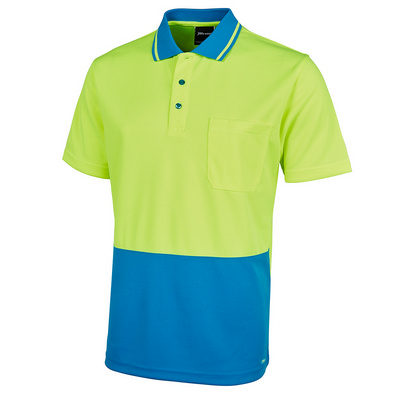 Picture of JBs Hv 4602.1 Non Cuff Trad Polo