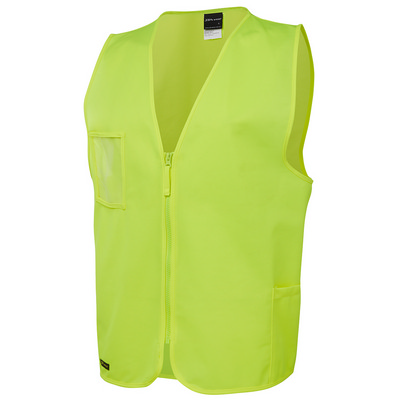Picture of JBs Hv Zip Safety Vest