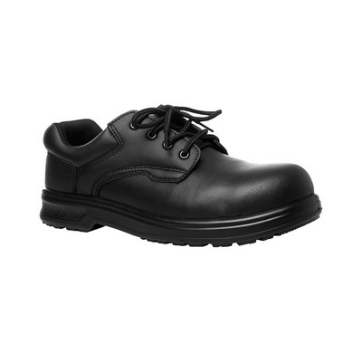 Picture of JBs Microfibre Lace Up Steeltoe Shoe