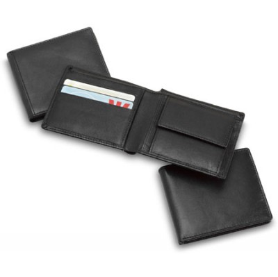 Picture of Premium Leather Wallet with Coin Purse