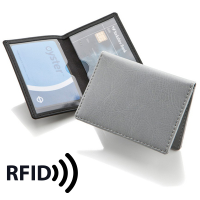 Picture of Economy Pass  Card Holder with RFID Prot