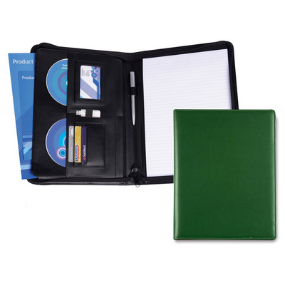 Picture of Deluxe A4 Zippered Compendium
