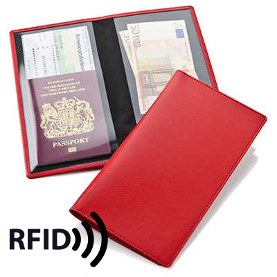 Picture of Economy Travel Wallet with RFID Protecti