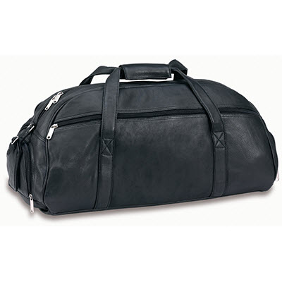 Picture of Superior Leather Sports Bag