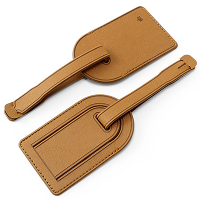 Picture of Biodegradable Small Concealed Luggage Tag