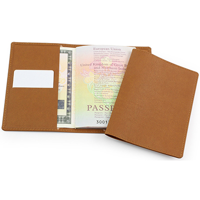 Picture of Biodegradable Passport Wallet