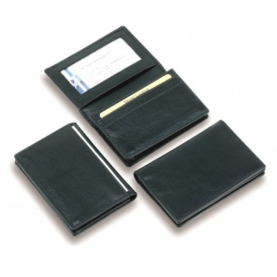 Picture of Premium Leather Window Card Holder (Expr