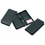 Executive Leather Zip Travel Wallet (Exp