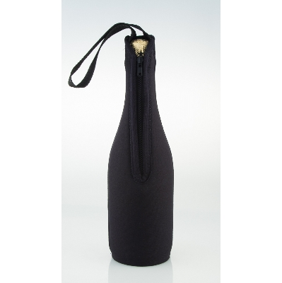 Picture of Zip up cooler champagne bottle