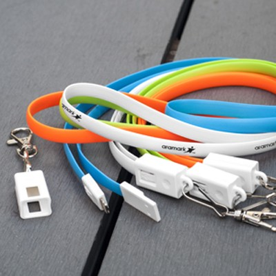 Picture of Mack Lanyard Charge Cable