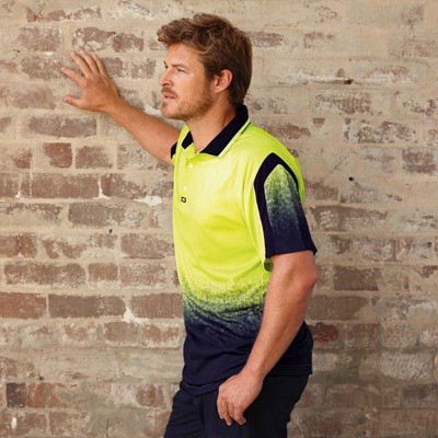 Picture of SS Airwear Matrix Polo