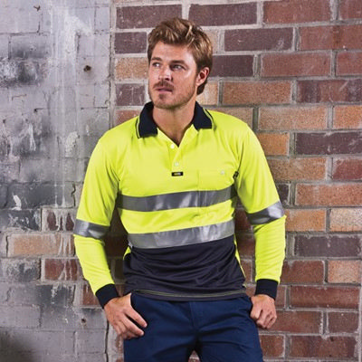 Picture of LS Microfibre DayNight Polo