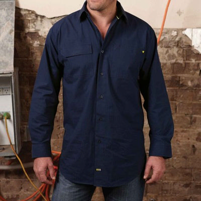 Picture of 160gsm LS Fusion Lightweight Shirt