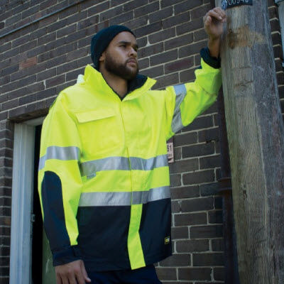 Picture of Base Mesh Lined Breathable Jacket (DN)