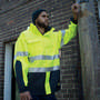 Base Mesh Lined Breathable Jacket (DN)