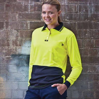 Picture of LS Airwear Basic Polo - Womens