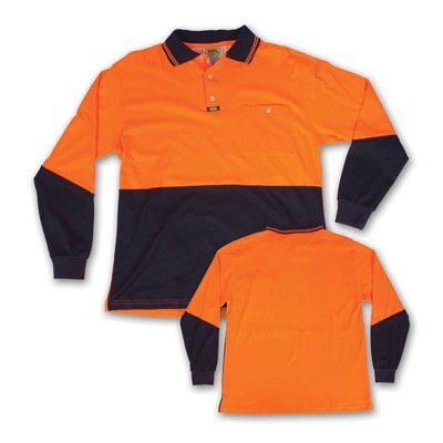 Picture of LS Microfibre Cotton Backed Premium Polo