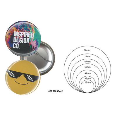 Picture of 65mm Button Badge