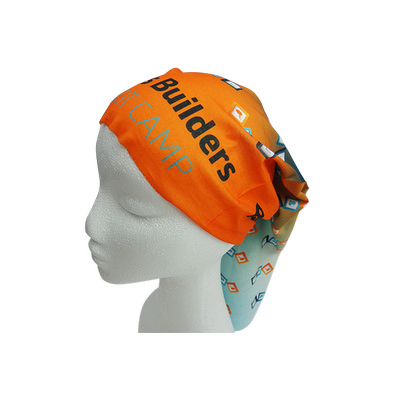 Picture of Digital Sublimation Polyester Bandanas L