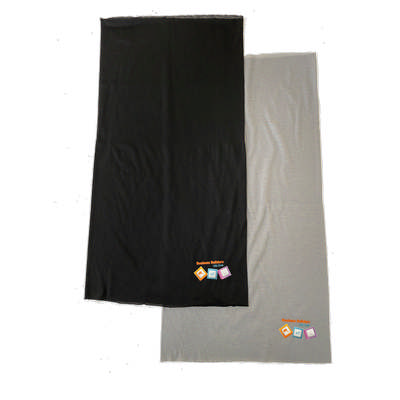 Picture of Plain Stock Bandana Full Colour Logo Pri
