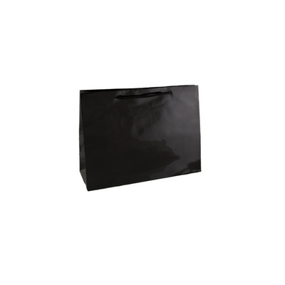 Picture of Small Boutique Black Gloss Laminated Pap