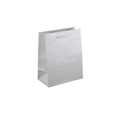 Picture of Baby White Gloss Laminated Paper Bag Pri